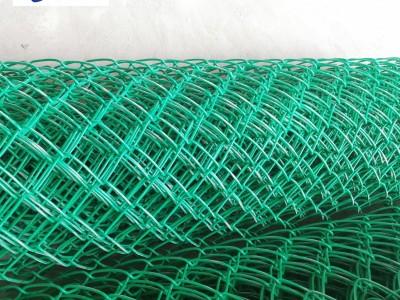 客土喷播菱形护坡铁丝网|边坡覆绿铁