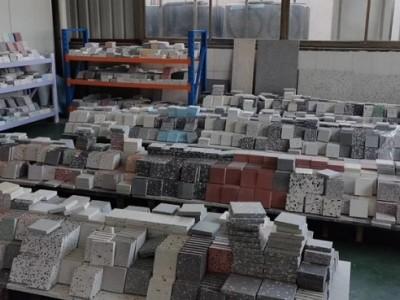 无机水磨石-水磨石板-水磨石地板砖-